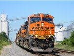 BNSF 7284